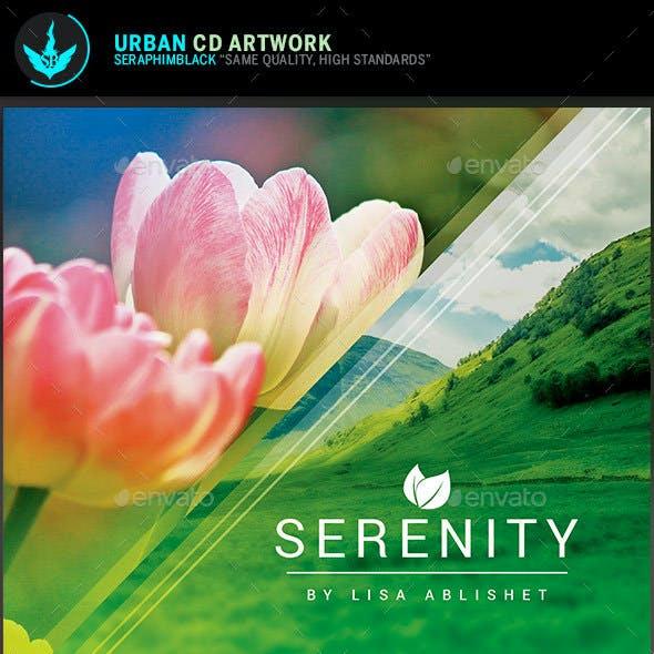 Serenity CD Artwork Template