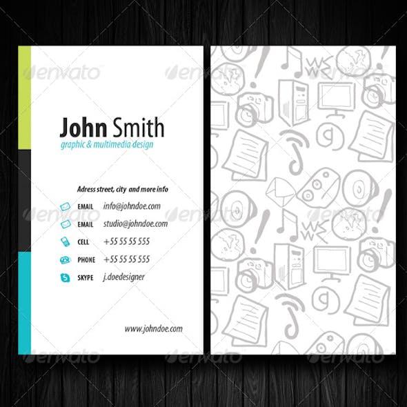 Draw Designer Card