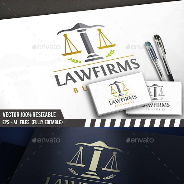 Justice Law Logo