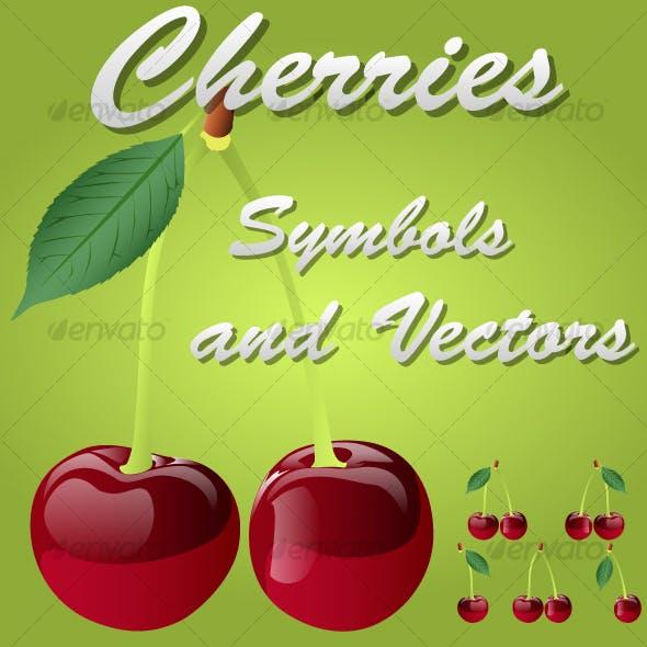 Cherries Symbols and Vectors