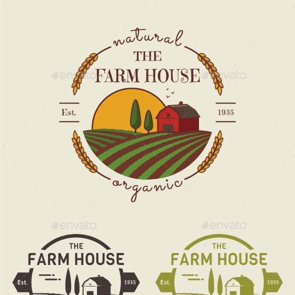 Farm Logo Templates