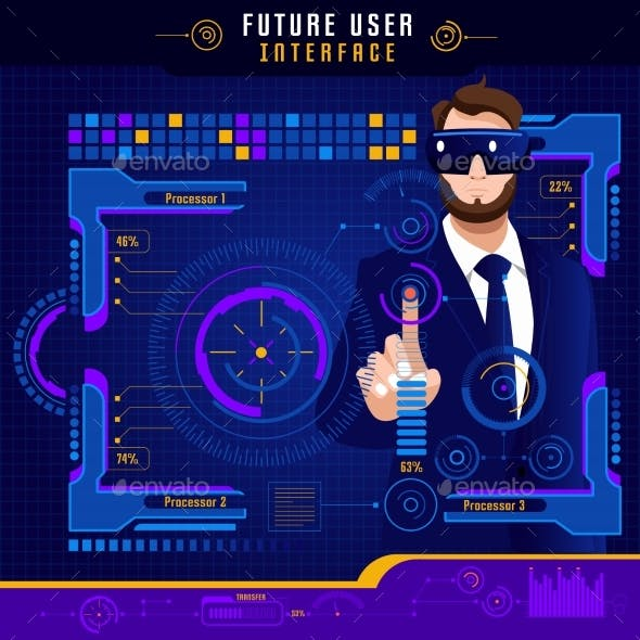 Abstract Future User Interface