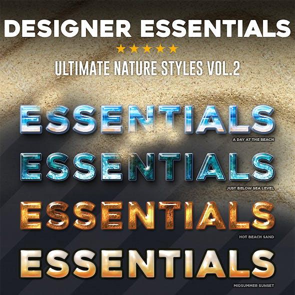 Designer Essentials Nature Vol.2