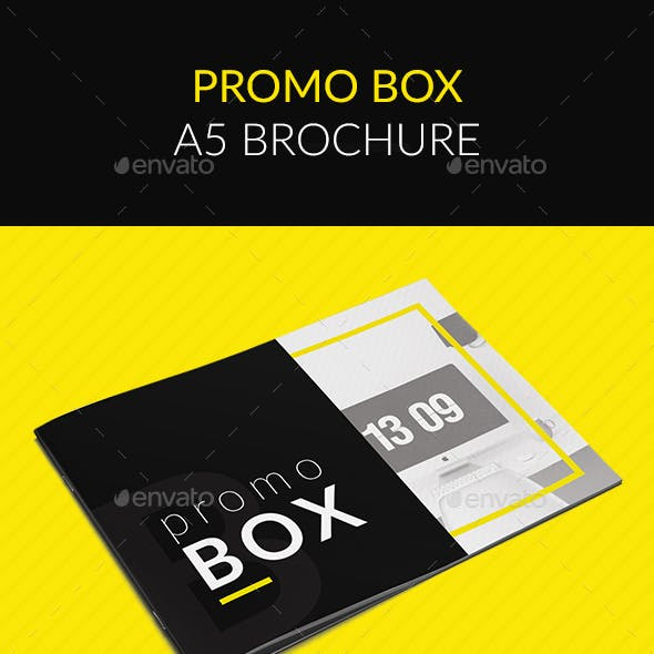 Promo BOX A5 Brochure