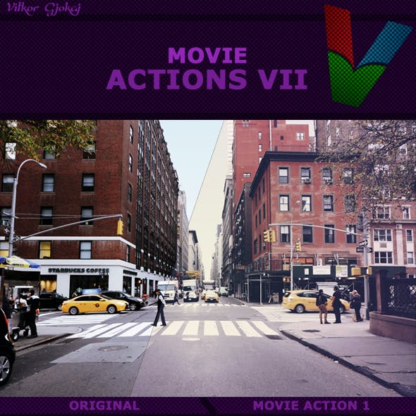 Movie Actions VII