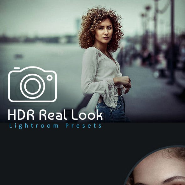 HDR Real Look 10 Lightroom Preset