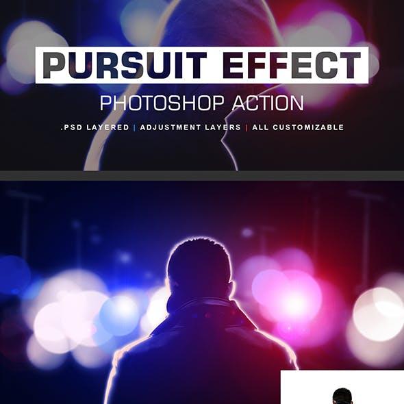 Pursuit Effect Action