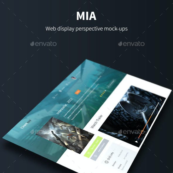 MIA - Web Display Perspective Mock-Ups