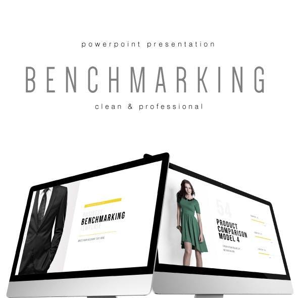 Benchmarking - Multipurpose PowerPoint Template (V.26)