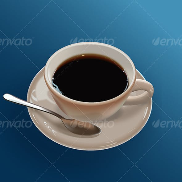 A Coffe Cup