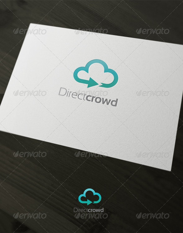 Direct Crowd - Nature Logo Templates