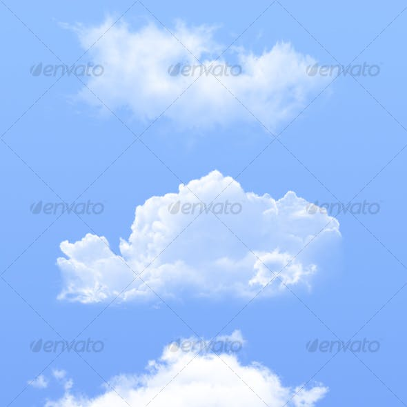 Isolated Clouds