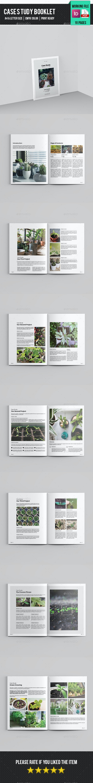 Case Study Booklet-V395 - Corporate Brochures