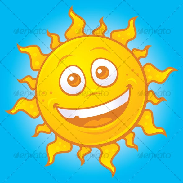 Happy Summer Sun - Miscellaneous Characters