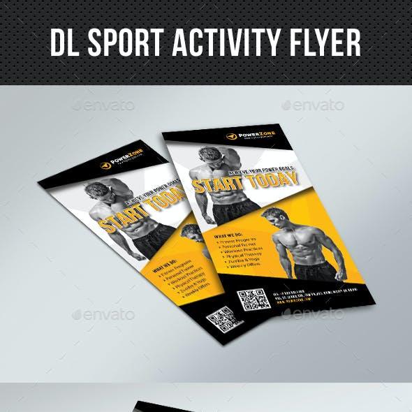DL Sport Activity Flyer 01