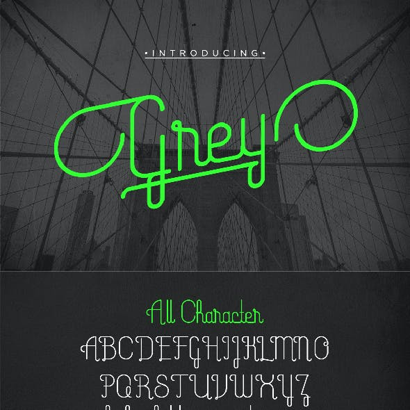 Invitation and Modern Cursive Fonts from GraphicRiver