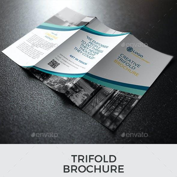 Simple Trifold Brochure Vol 2