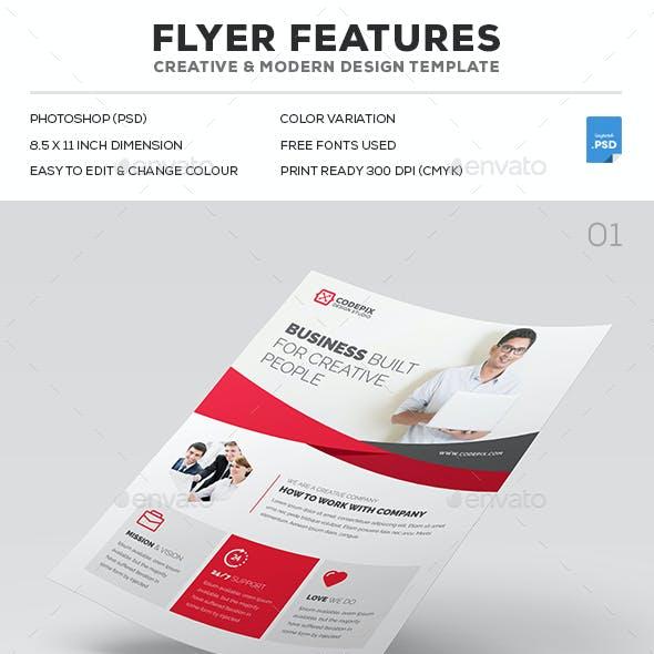 Flyer Bundle