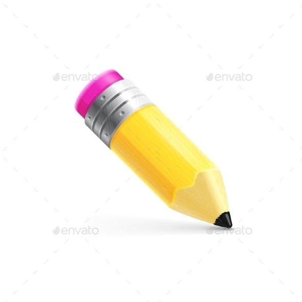 Pencil Vector Illustration