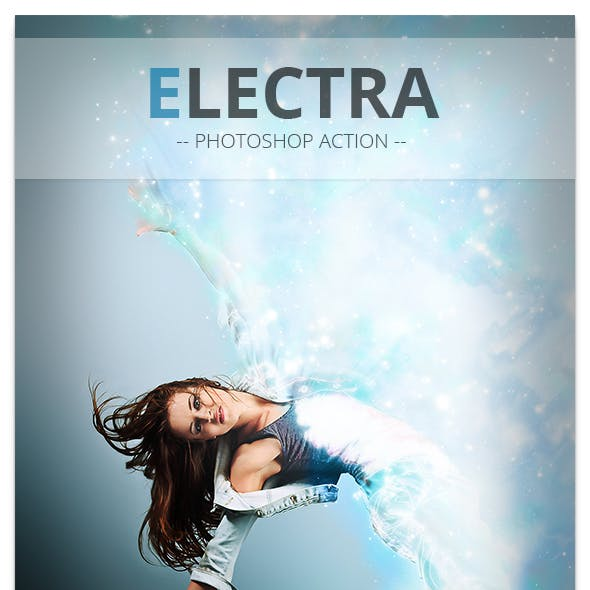 Electra - Photoshop Action