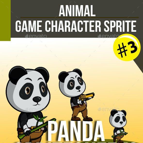Game Character : Panda