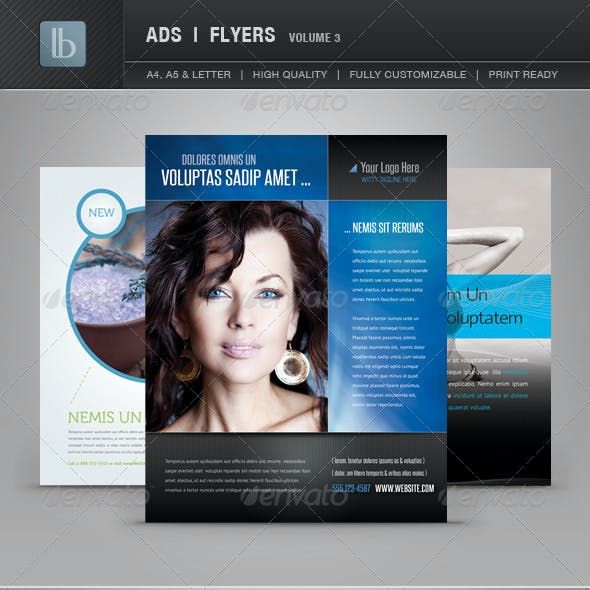 Ads | Business Flyers | Volume 3