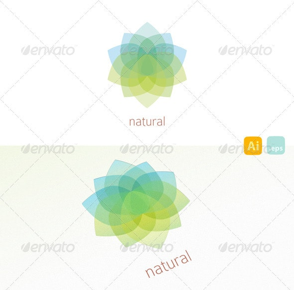 Natural Logo - Nature Logo Templates