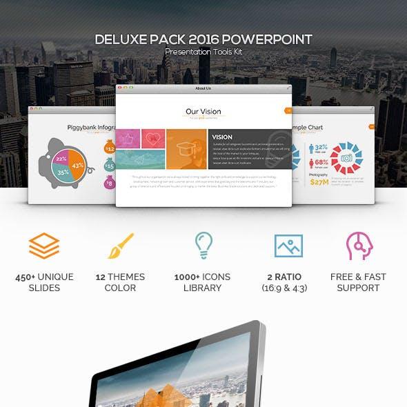 Deluxe Pack 2016 Keynote Tools Kit