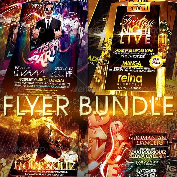 Flyer Bundle - 4in1