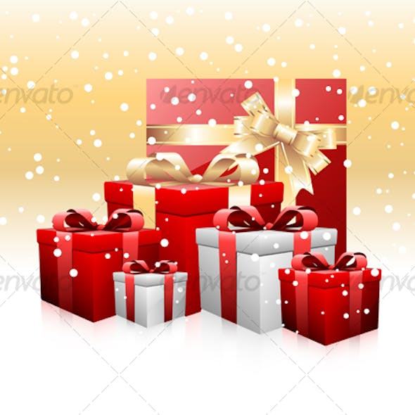 Heaps of gifts