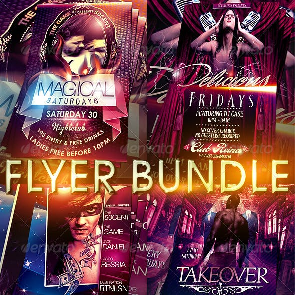 Magical Flyer Bundle