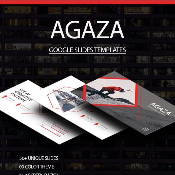 AGAZA Google Slides Templates