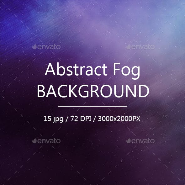 Abstract Fog Background