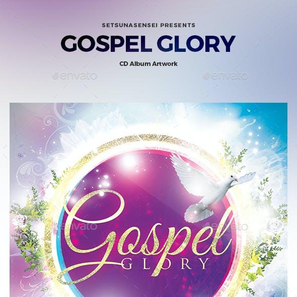 Gospel Glory CD Album Artwork