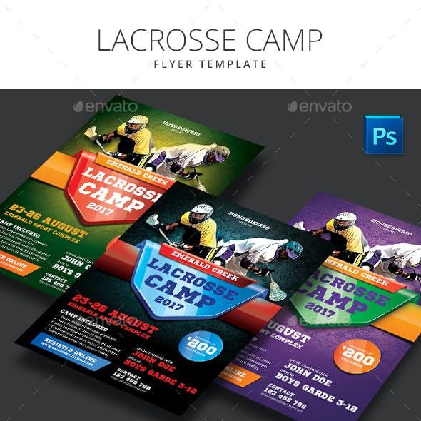Lacrosse Flyer