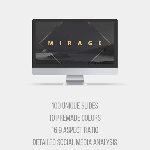Mirage Keynote Template