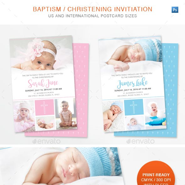 Christening Graphics, Designs & Templates from GraphicRiver