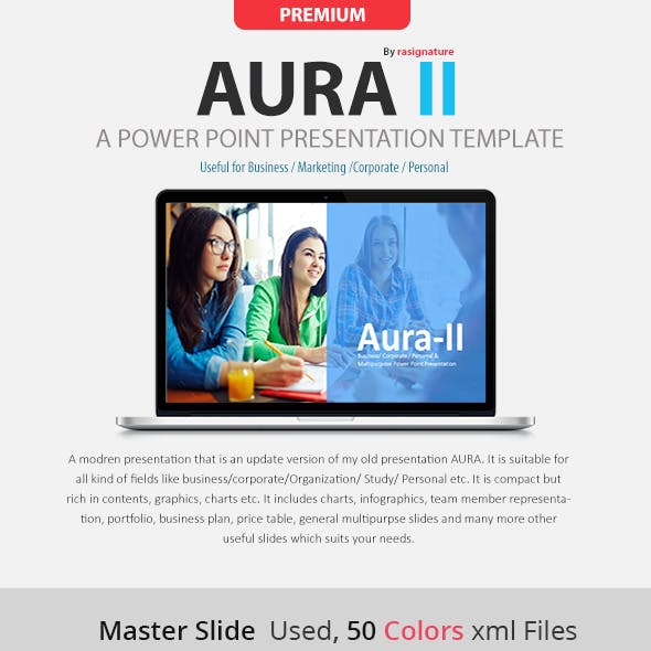 Aura II Power Point Presentation