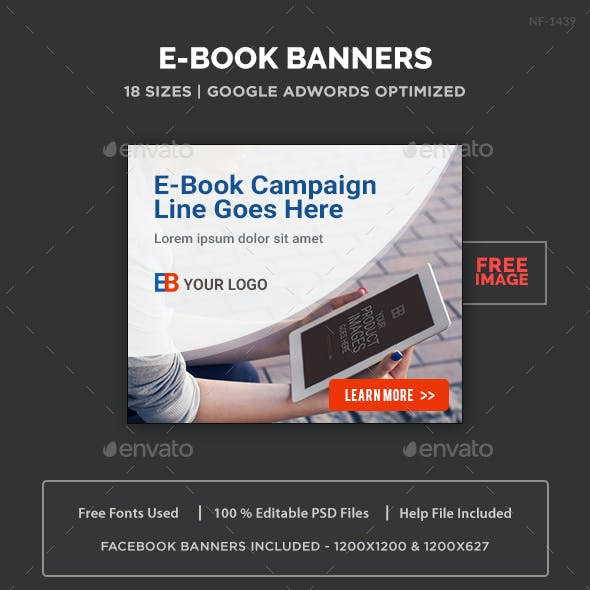 Ebook Banners
