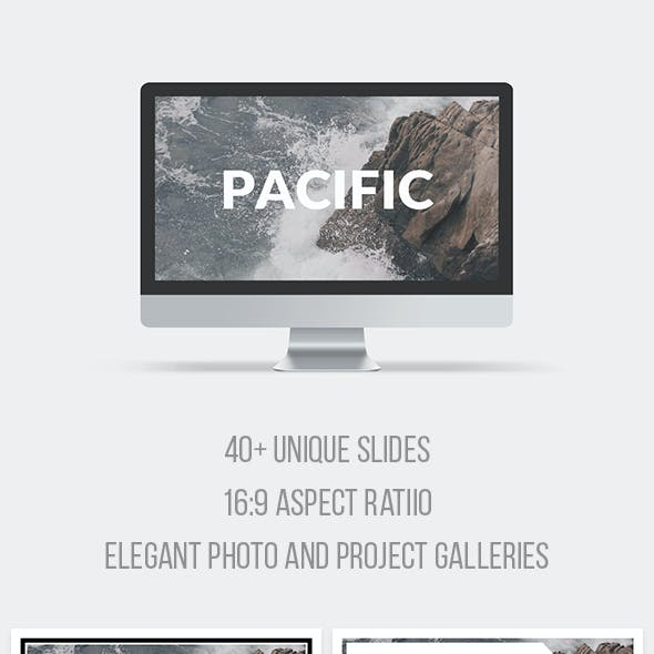 Pacific Keynote Template