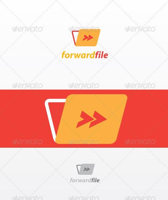 Forward Mail - Objects Logo Templates