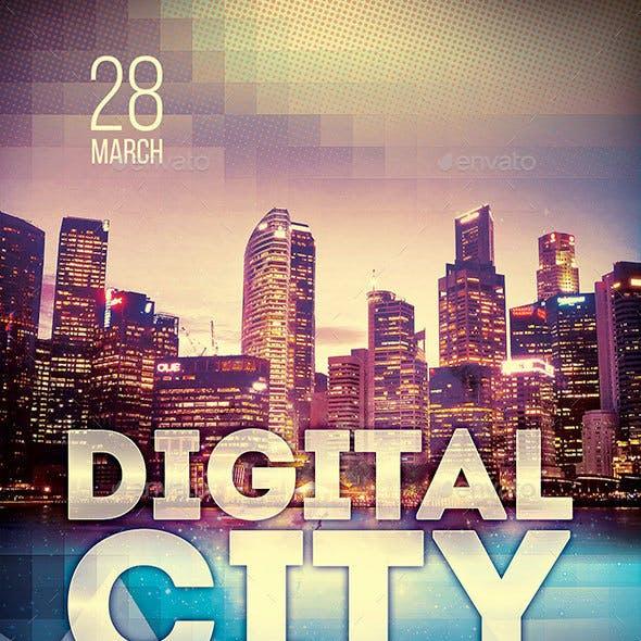 Digital City Flyer