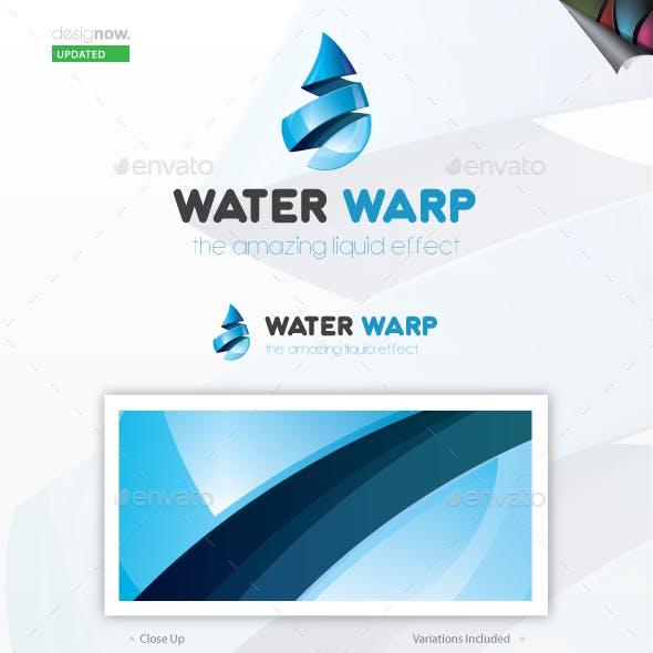 Water Warp Logo