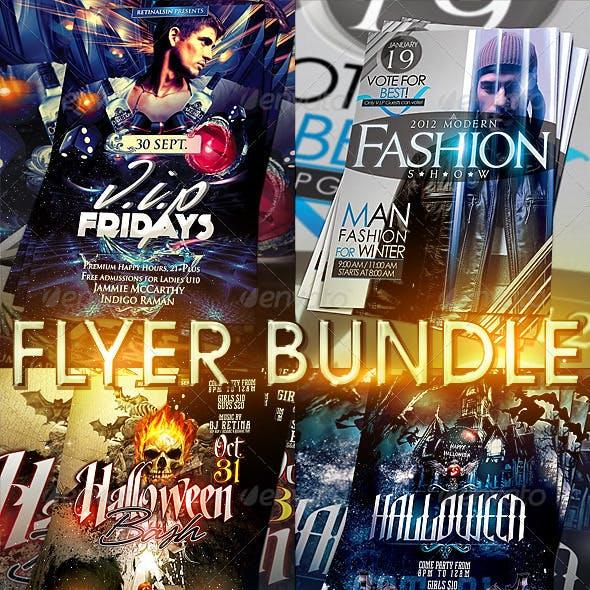 6in1 Flyer Bundle Vol.2