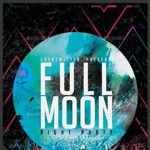 Full Moon Party Night