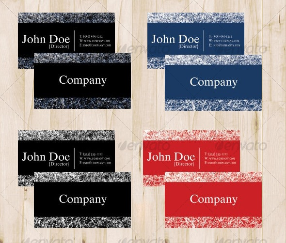 New Corp Business Card - Creative Business Cards