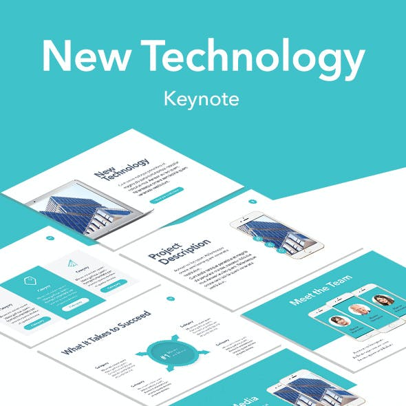 New Technology Keynote Template