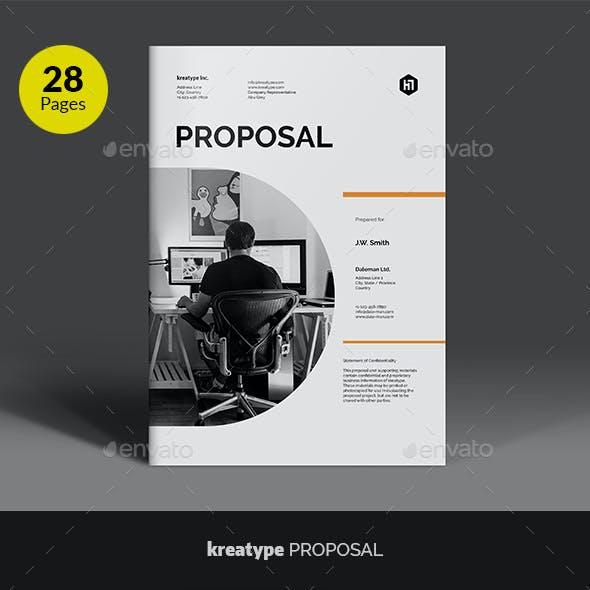 Kreatype Business Proposal v03