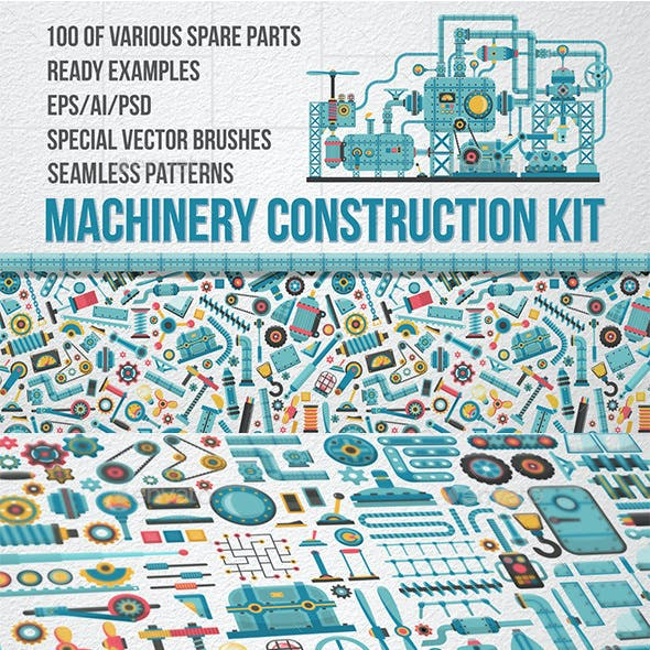 Machinery Construction Kit