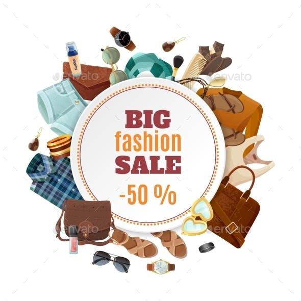 Fashion Sale Poster